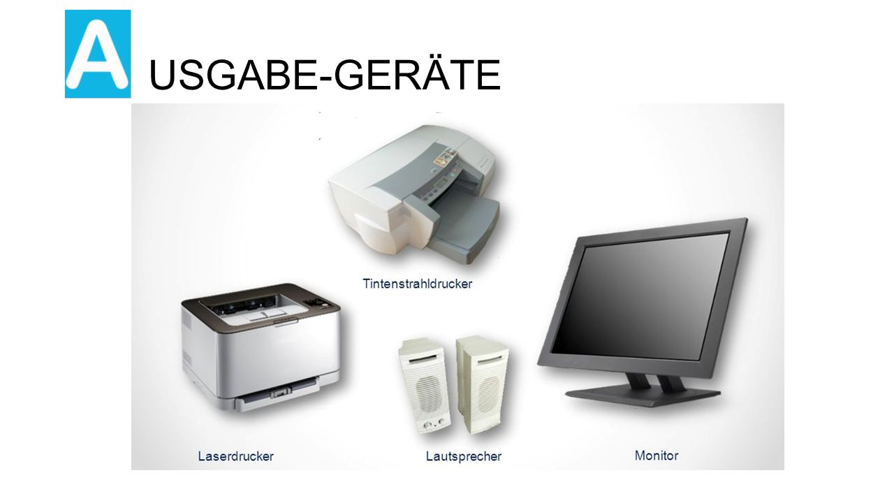 USGABE-GERÄTE
