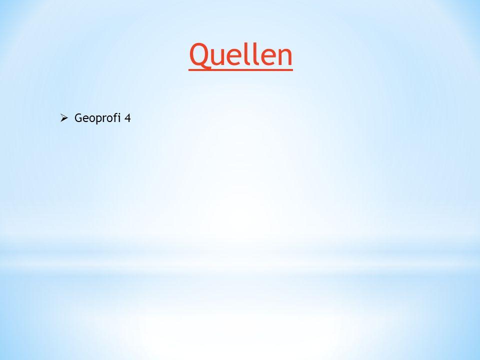 Quellen Geoprofi 4