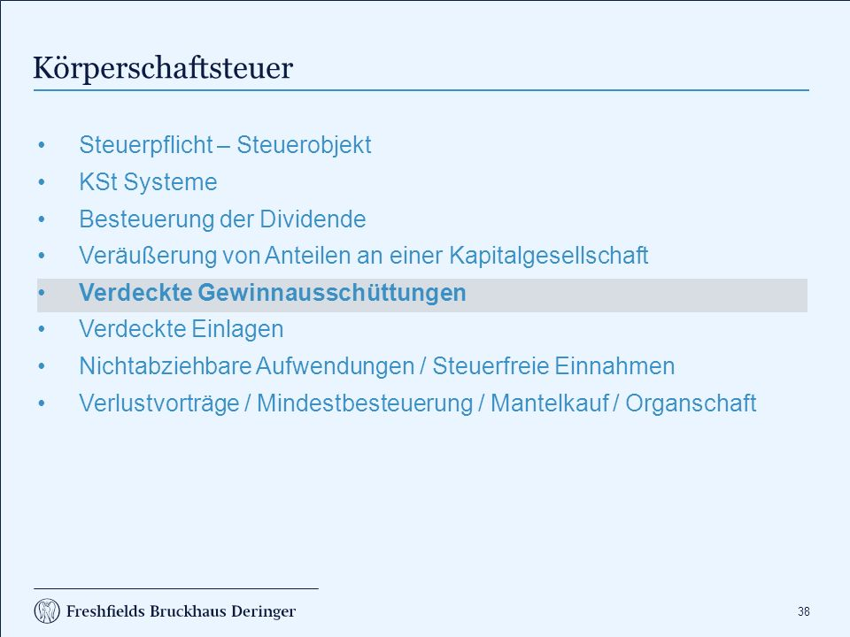 Fremdvergleich B GmbH A H AB GmbH H GmbH UK Ltd. T GmbH