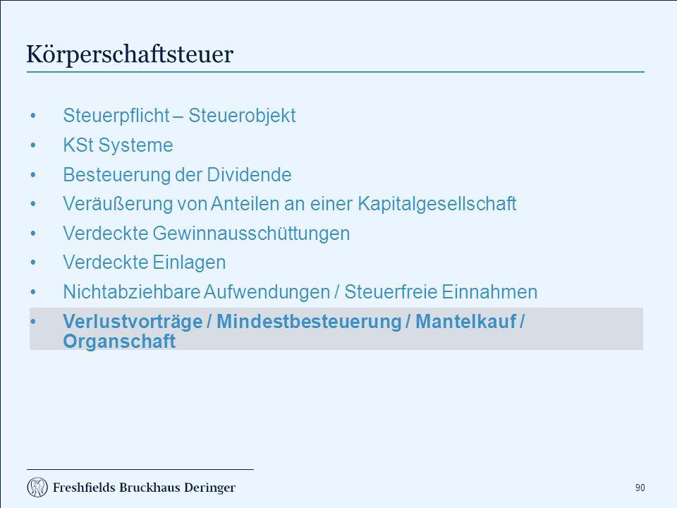 Fall: Die A GmbH blickt auf wechselhafte Jahre zurück