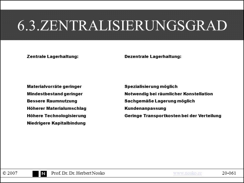 6.3.ZENTRALISIERUNGSGRAD