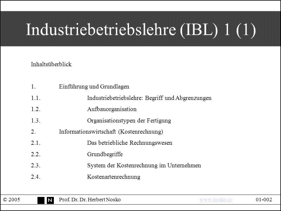 Industriebetriebslehre (IBL) 1 (1)
