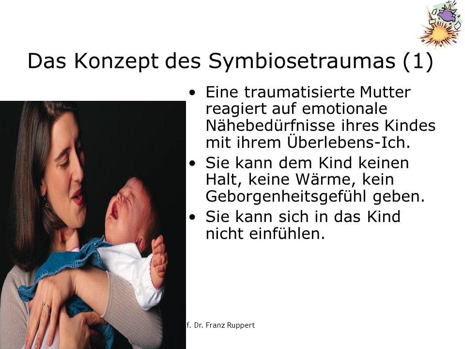 Das Konzept des Symbiosetraumas (1)