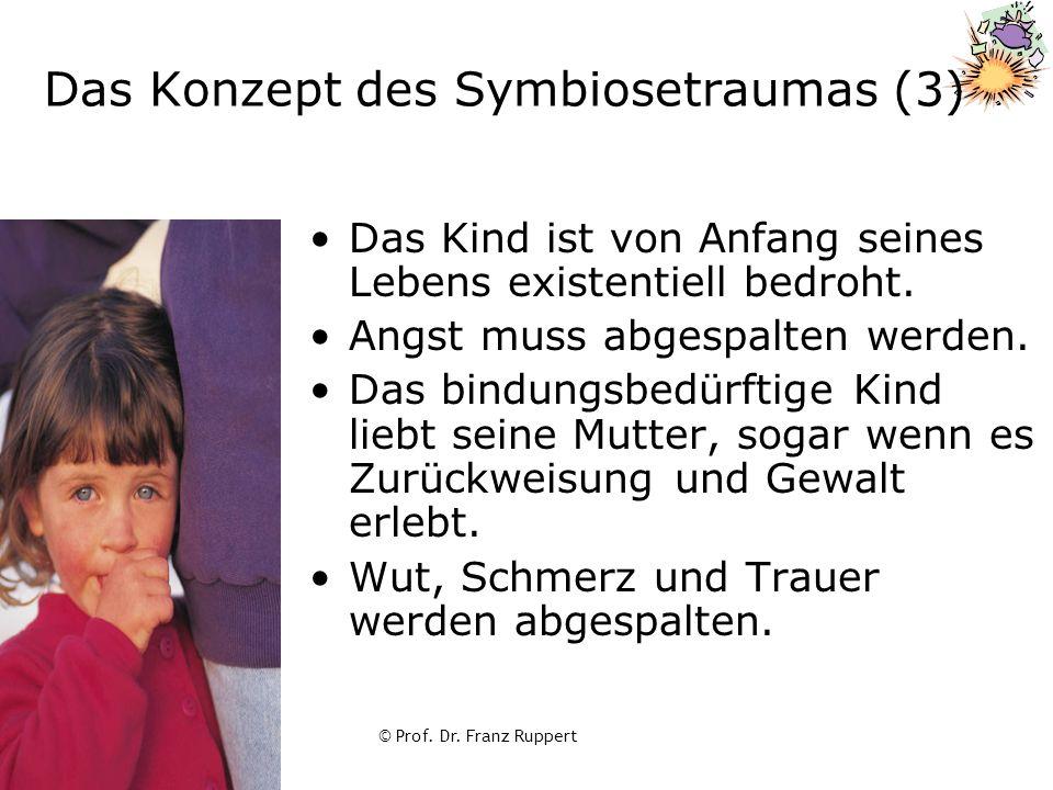 Das Konzept des Symbiosetraumas (3)