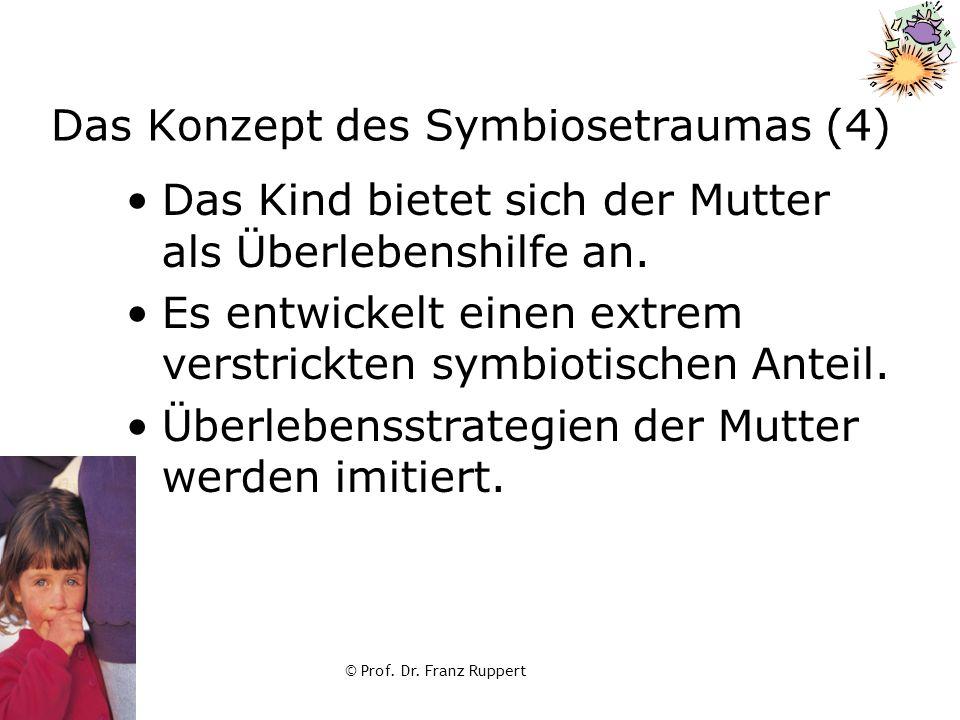 Das Konzept des Symbiosetraumas (4)
