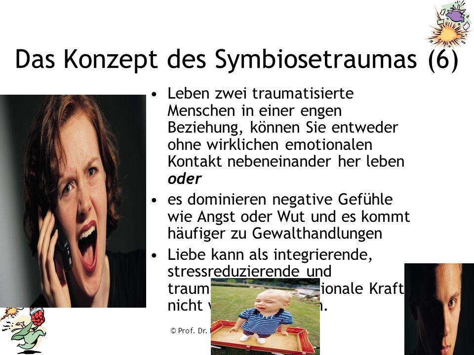 Das Konzept des Symbiosetraumas (6)