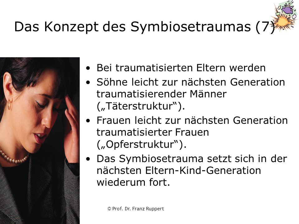 Das Konzept des Symbiosetraumas (7)