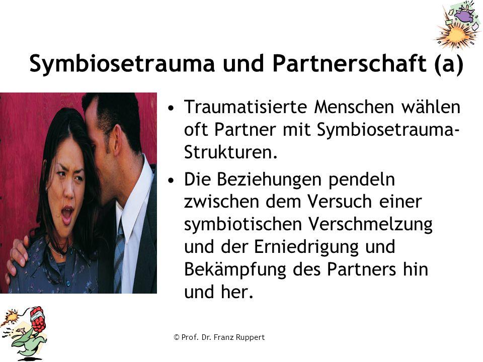 Symbiosetrauma und Partnerschaft (a)