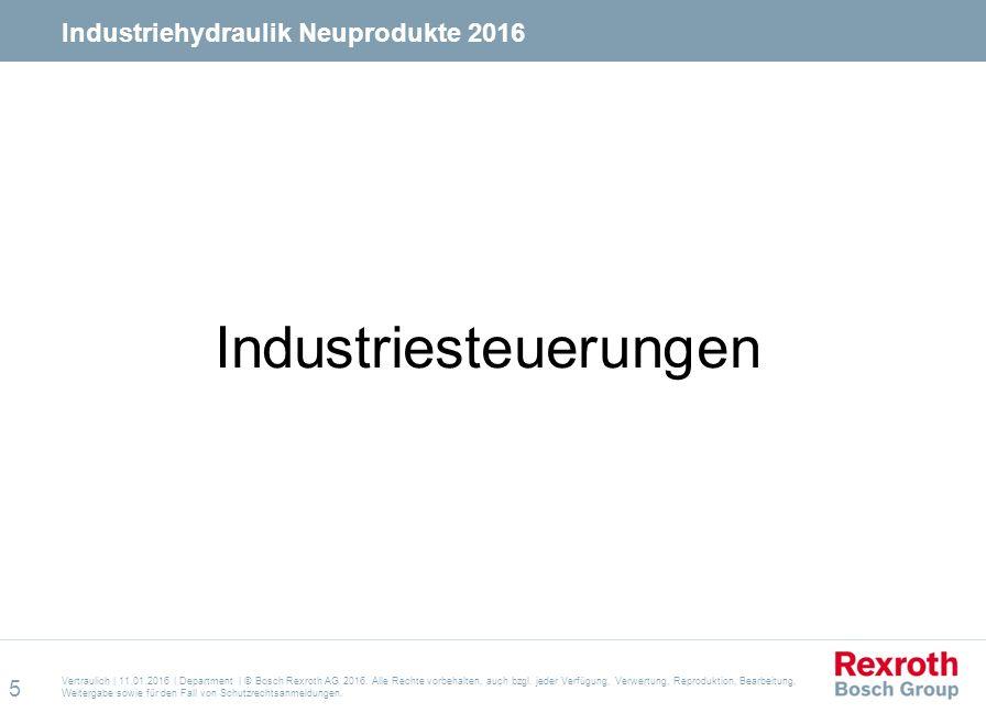 Industriesteuerungen
