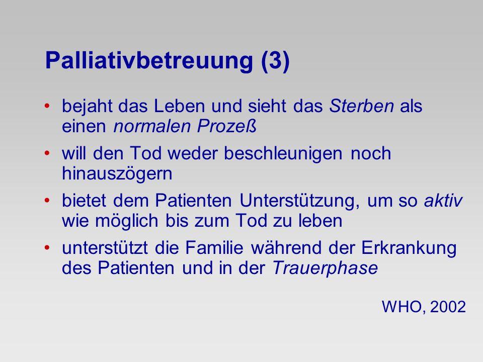 Palliativbetreuung (3)