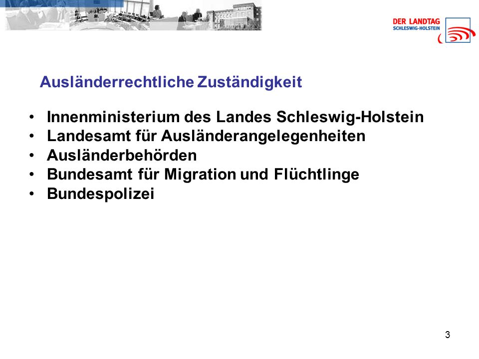Innenministerium des Landes Schleswig-Holstein