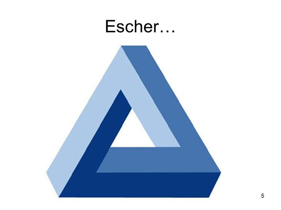 Escher…