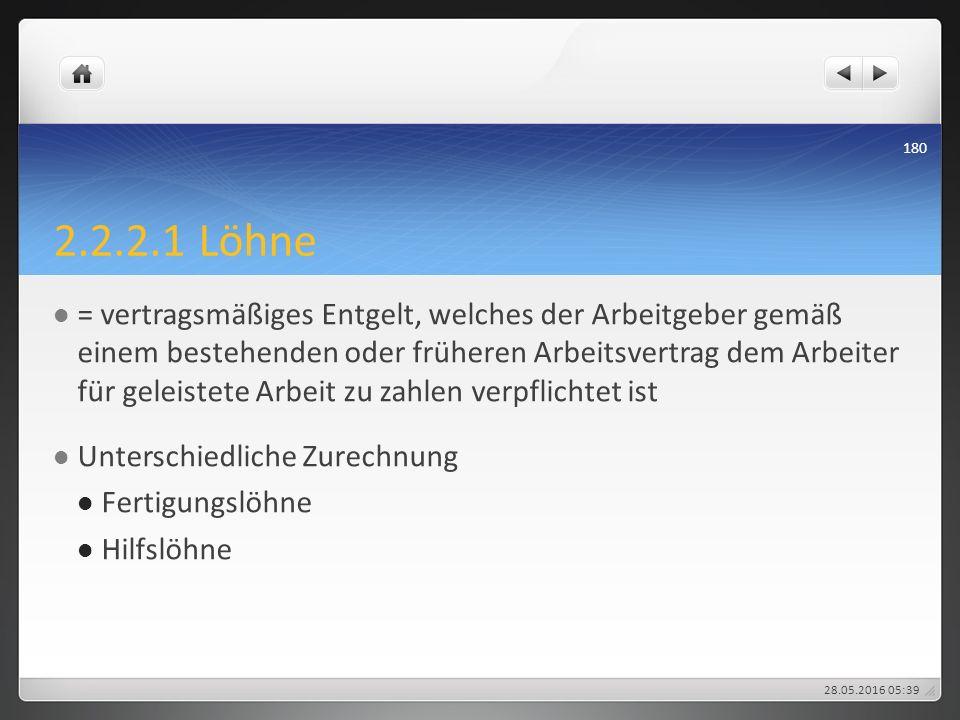 2.2.2.1 Löhne