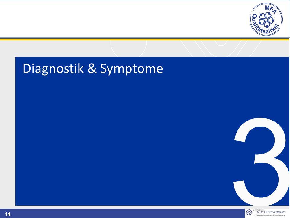 Diagnostik & Symptome 3