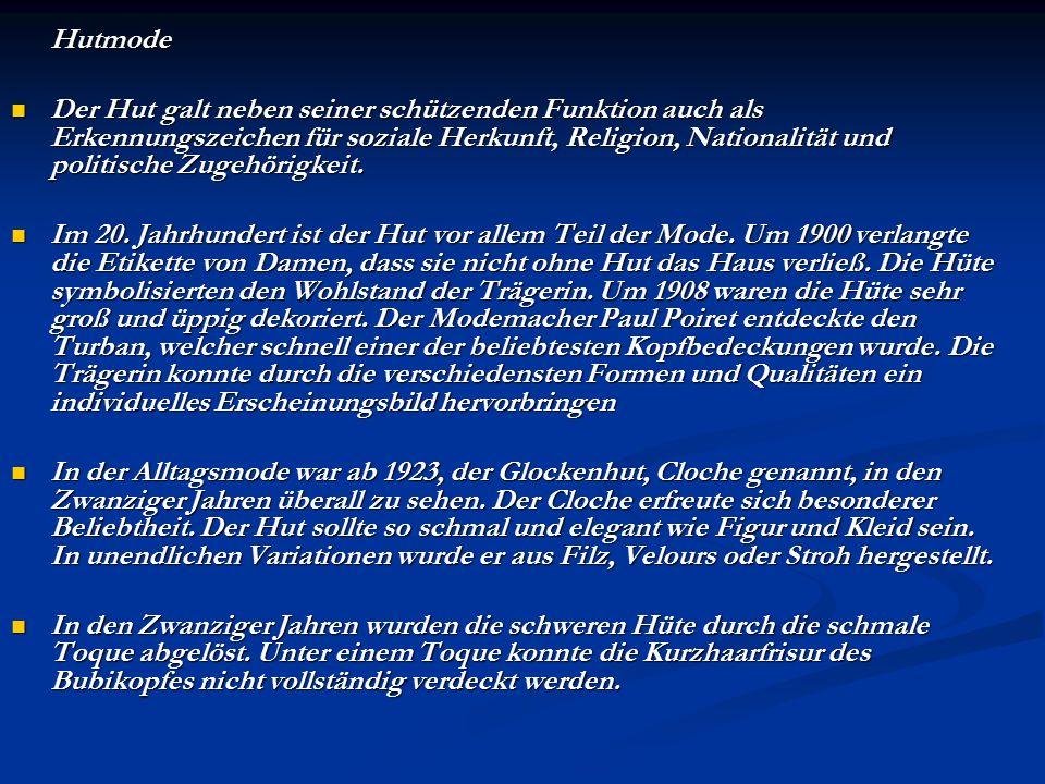 Hutmode
