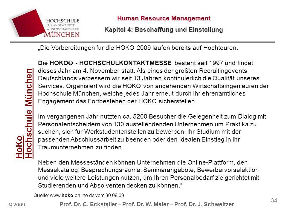 HoKo Hochschule München