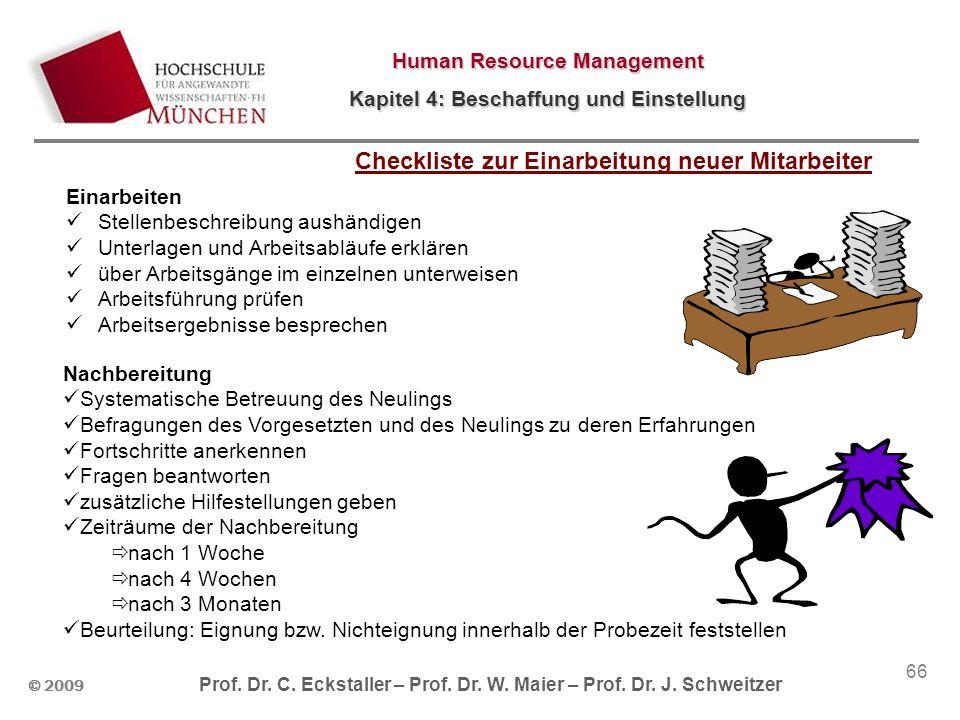 Checkliste zur Einarbeitung neuer Mitarbeiter