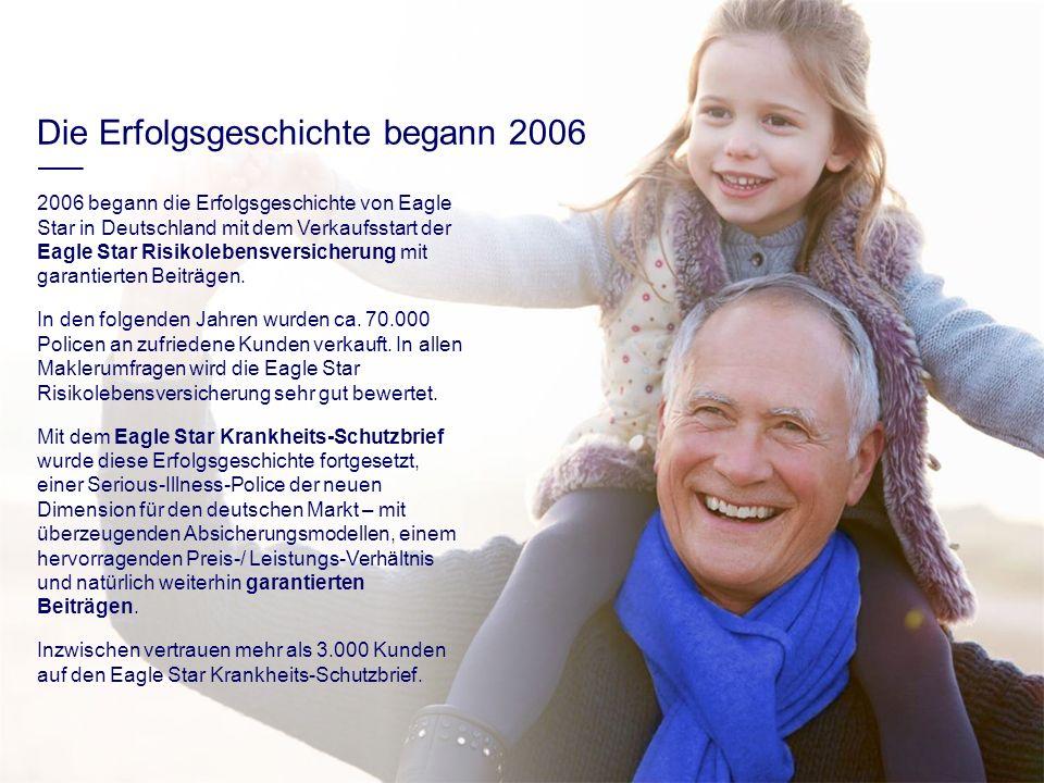 Die Erfolgsgeschichte begann 2006