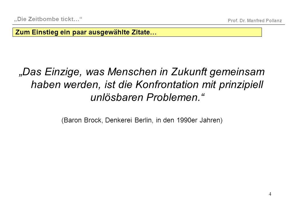 (Baron Brock, Denkerei Berlin, in den 1990er Jahren)