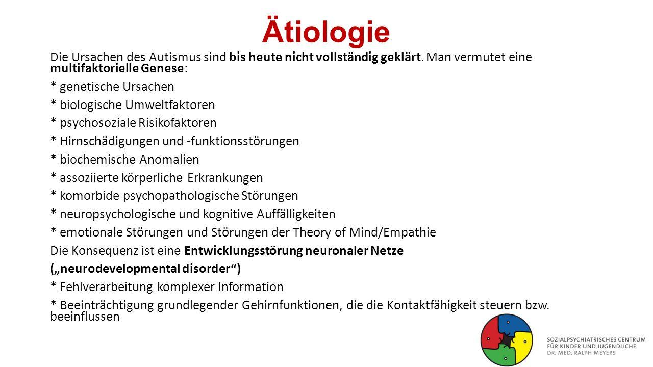 Ätiologie