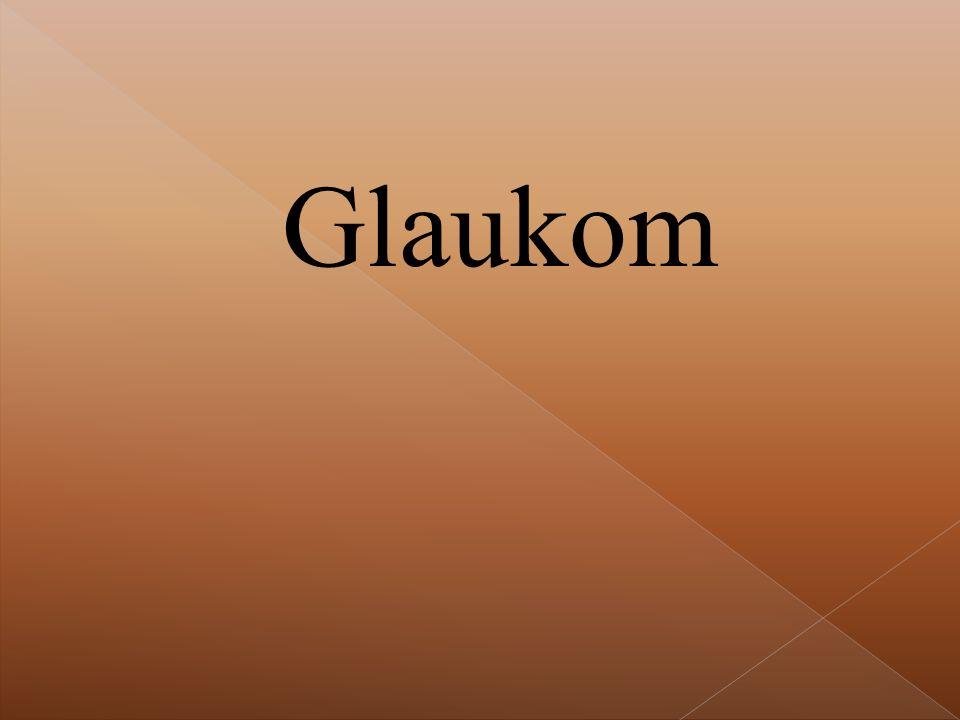 Glaukom