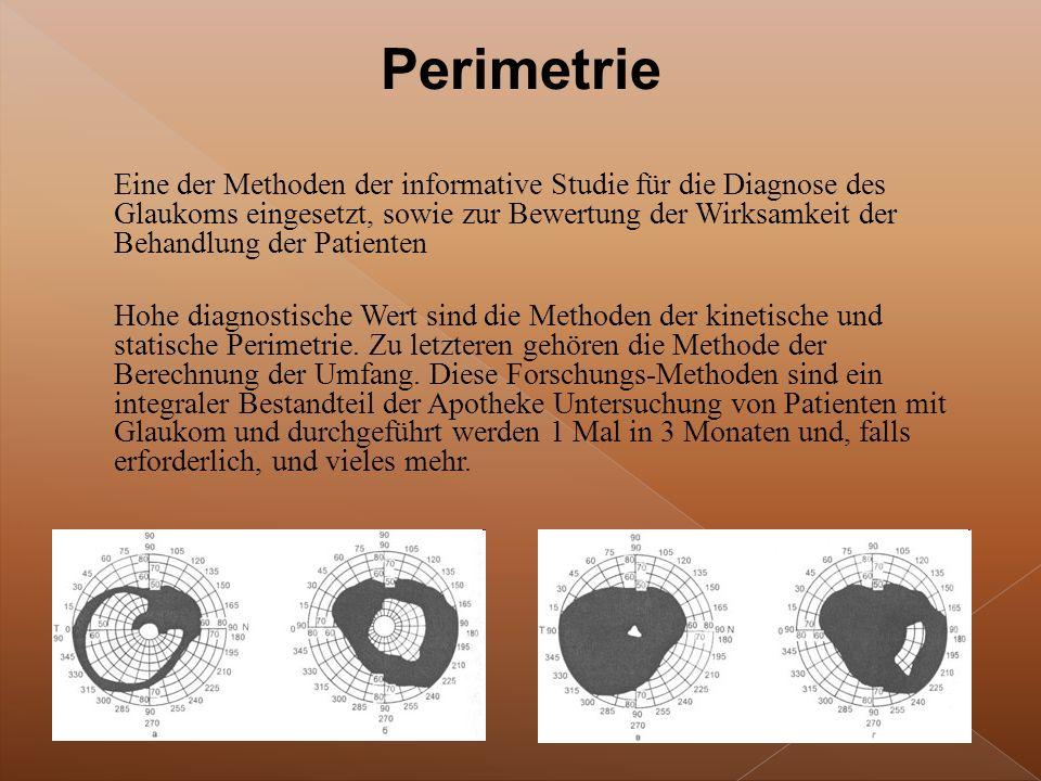 Perimetrie