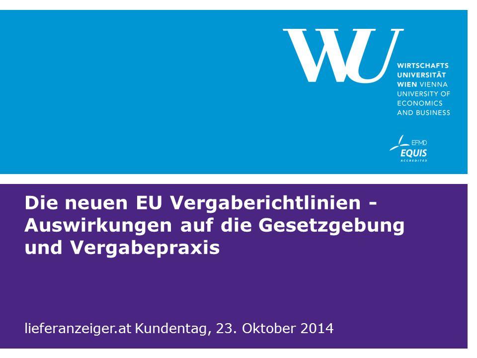 lieferanzeiger.at Kundentag, 23. Oktober 2014