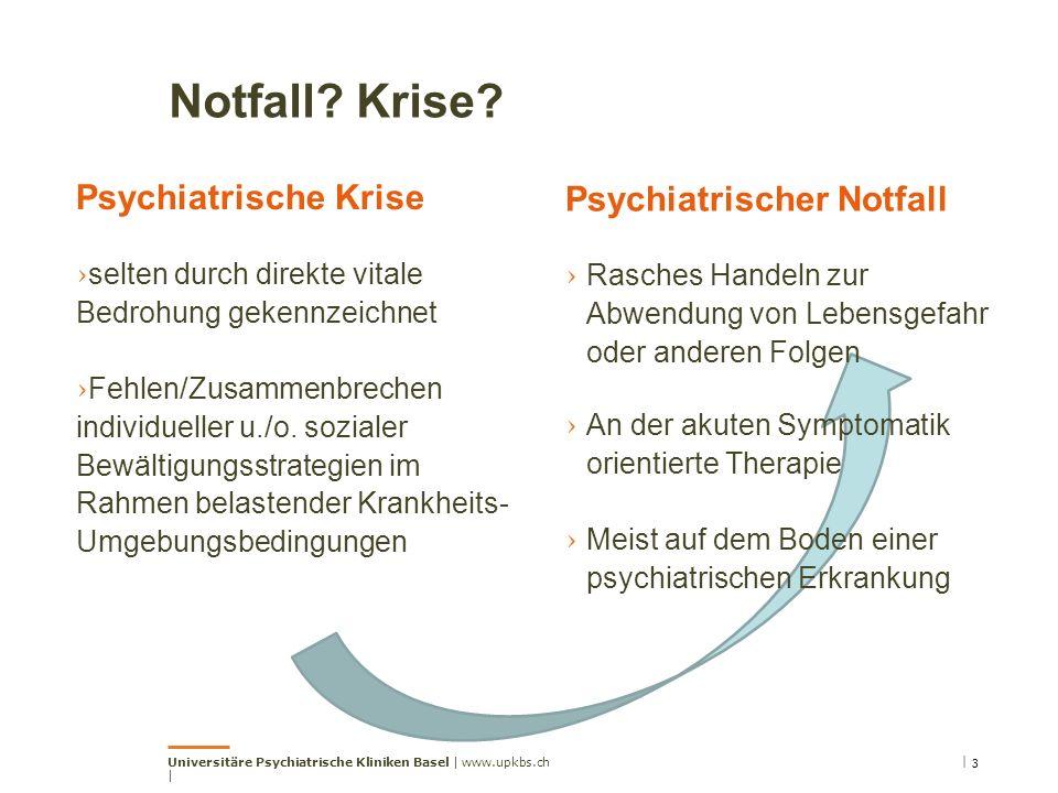 Notfall Krise Psychiatrische Krise Psychiatrischer Notfall