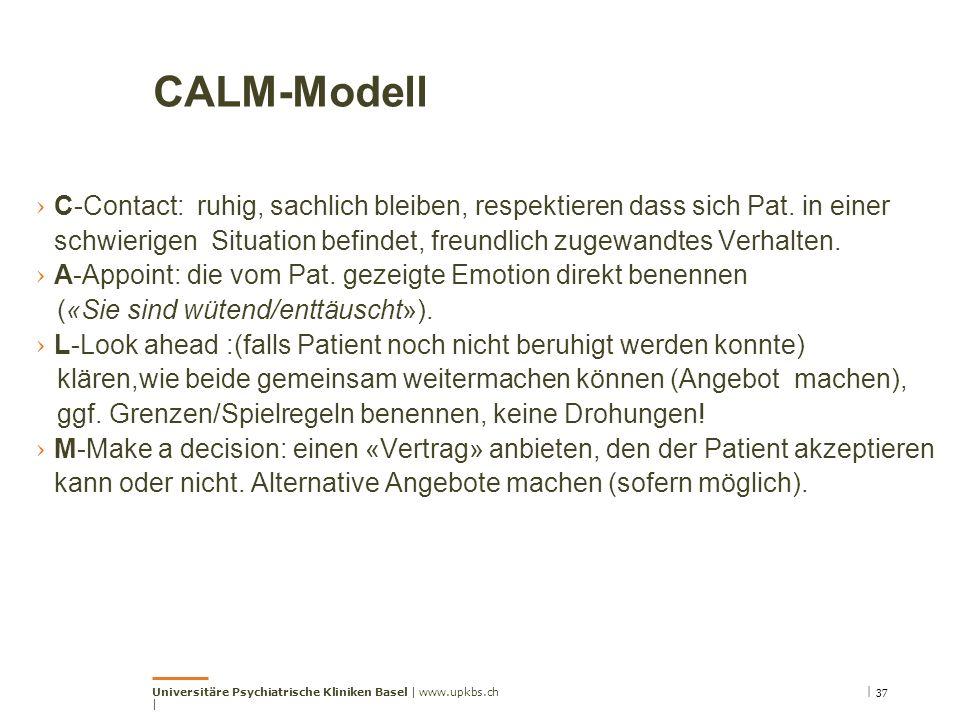 CALM-Modell