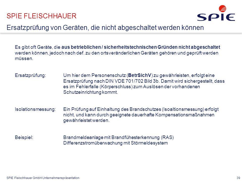 SPIE FLEISCHHAUER Prüfplakette