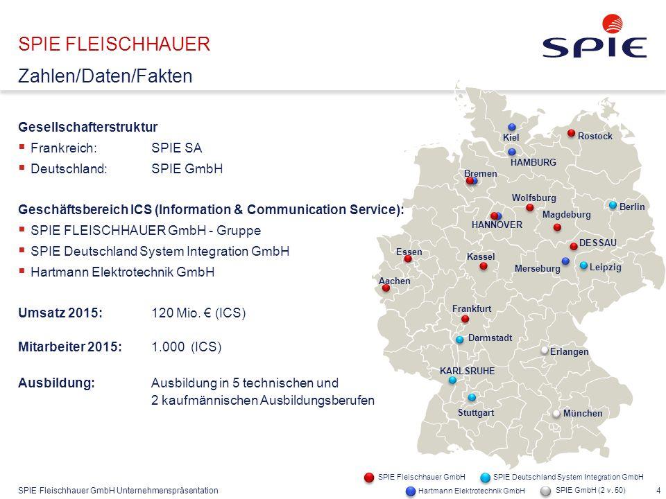 SPIE Fleischhauer GmbH SPIE Energy Solutions GmbH