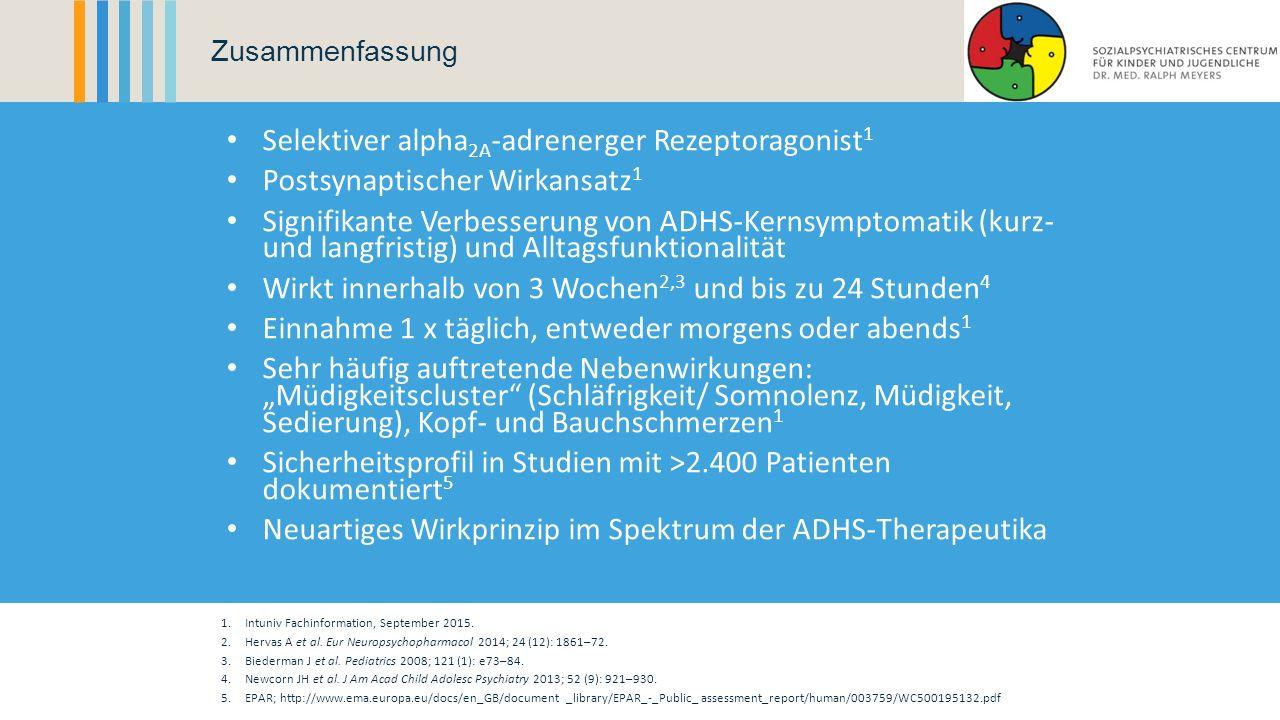 Selektiver alpha2A-adrenerger Rezeptoragonist1