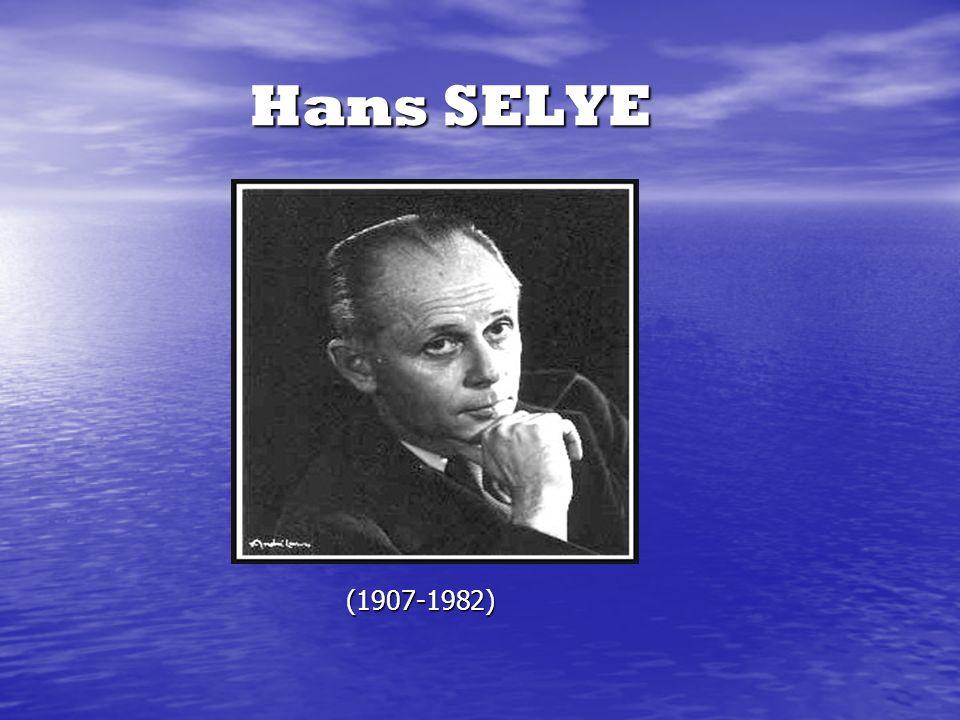 Hans SELYE (1907-1982)