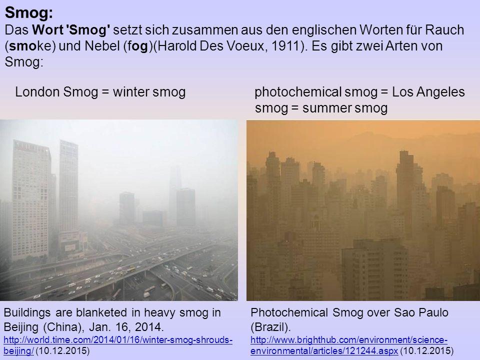 Smog: