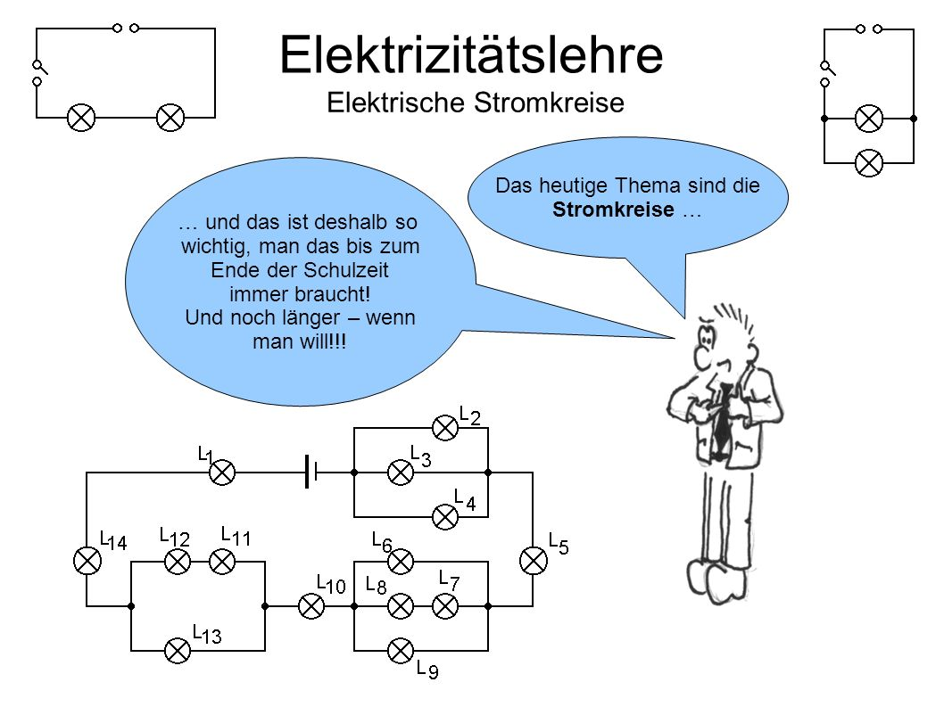 Elektrische Stromkreise