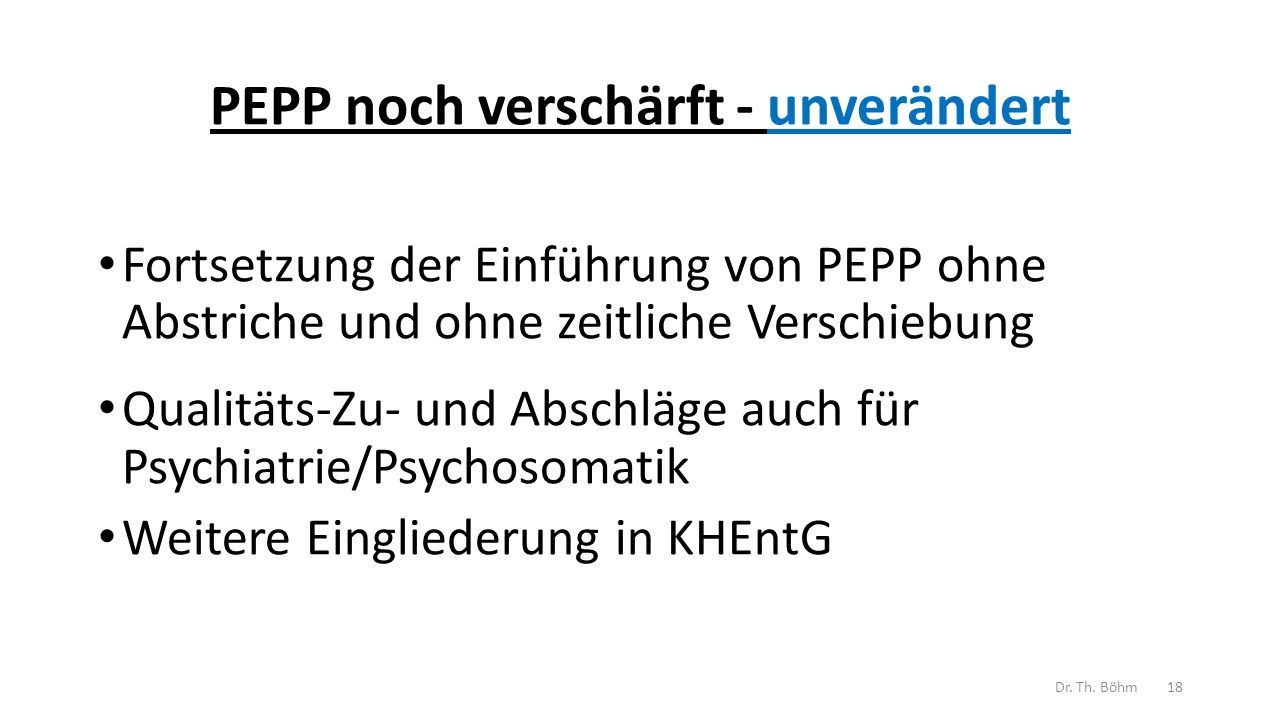 PEPP noch verschärft - unverändert