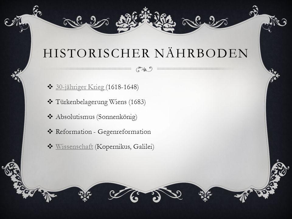 Historischer Nährboden