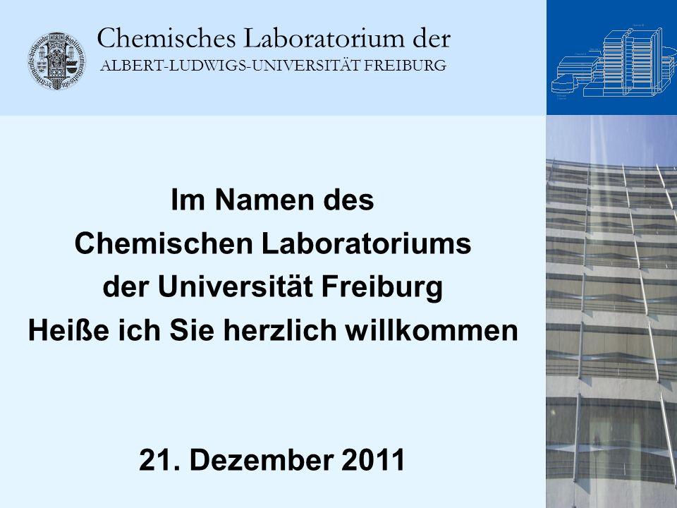 Chemisches Laboratorium der