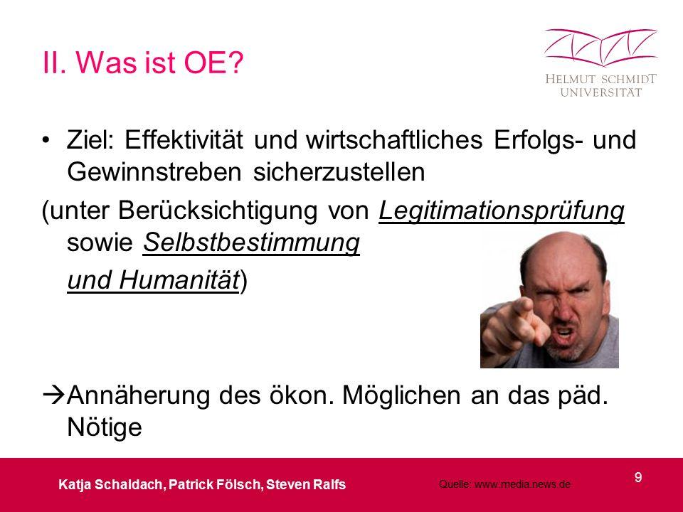 Katja Schaldach, Patrick Fölsch, Steven Ralfs