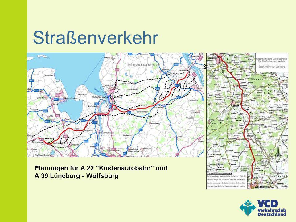 Beispiel Umbau des Autobahndreiecks Braunschweig-Südwest (A 39/ A391)