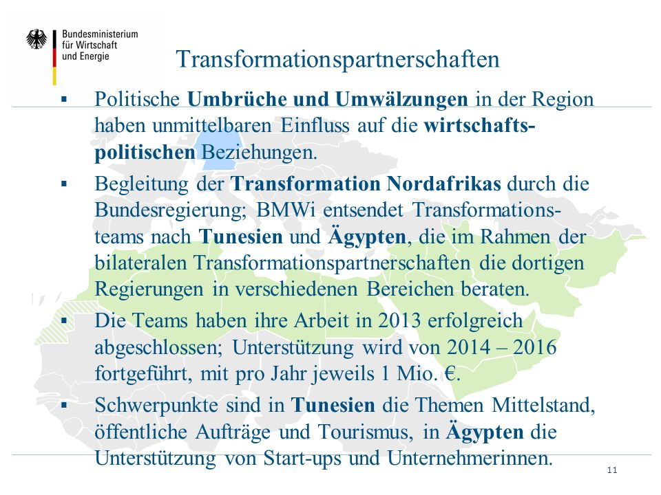 Transformationspartnerschaften