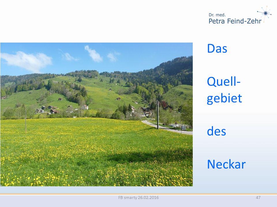Das Quell- gebiet des Neckar FB smarty 26.02.2016