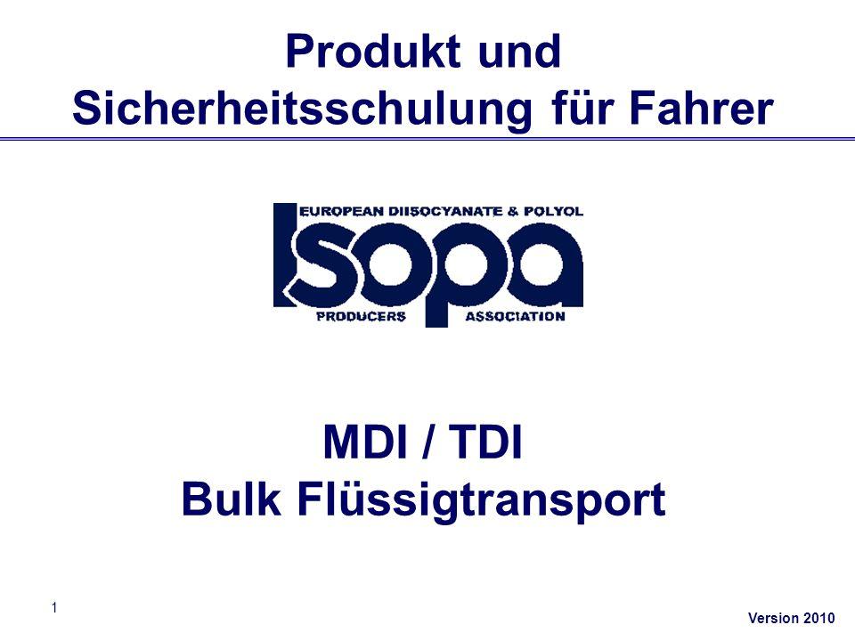 Produkt und Sicherheitsschulung für Fahrer