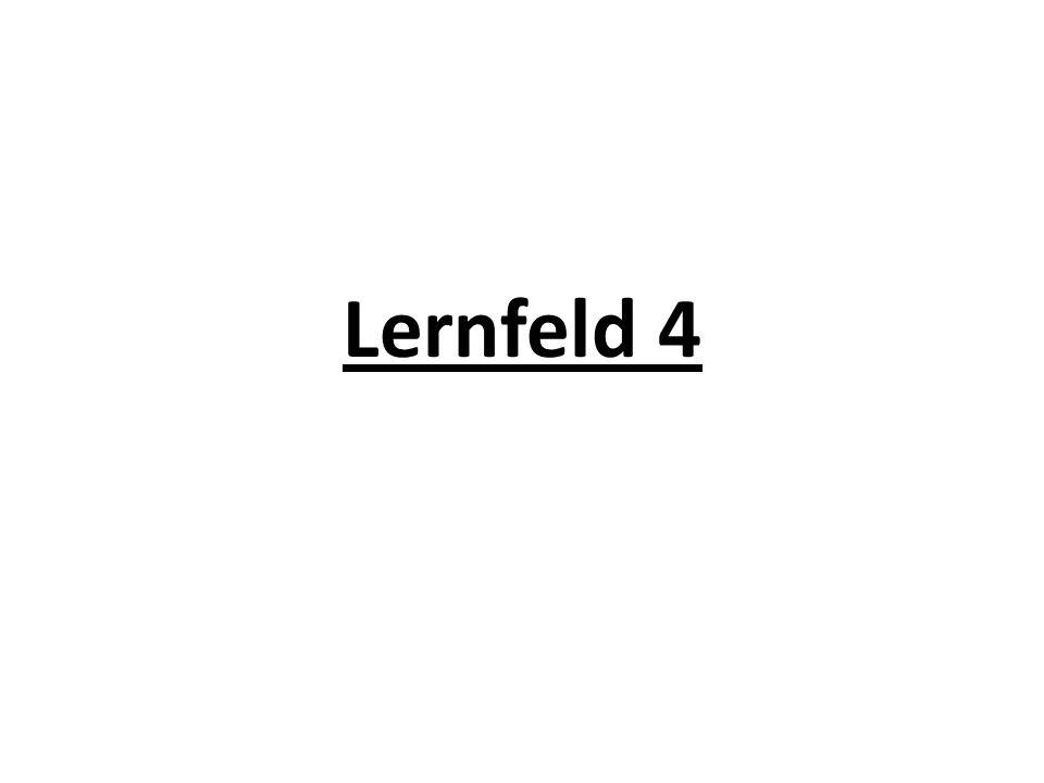 Lernfeld 4