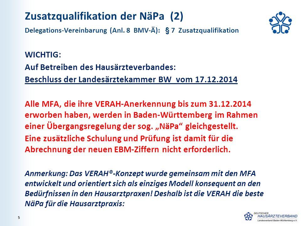 Zusatzqualifikation der NäPa (2)