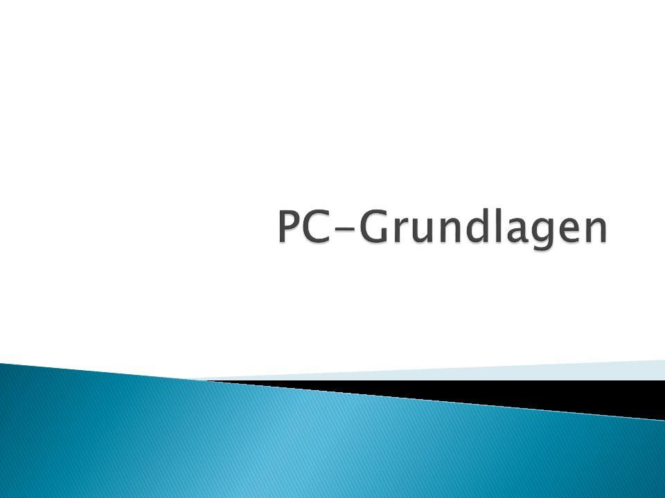 PC-Grundlagen