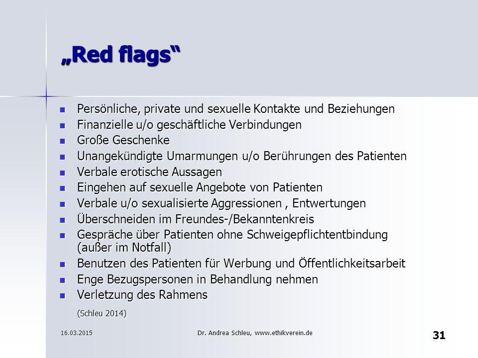 """""""Red flags Persönliche, private und sexuelle Kontakte und Beziehungen. Finanzielle u/o geschäftliche Verbindungen."""