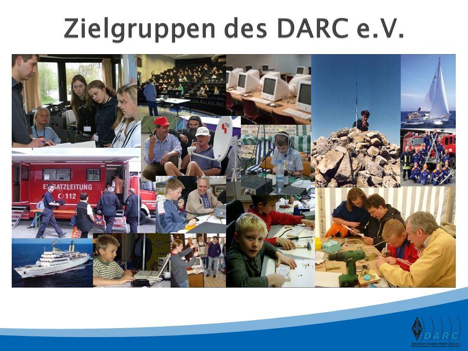 Zielgruppen des DARC e.V.