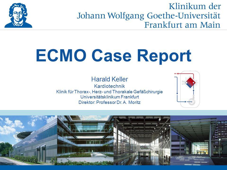 ECMO Case Report Harald Keller Kardiotechnik