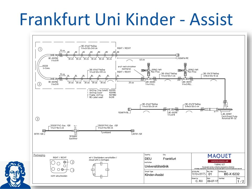Frankfurt Uni Kinder - Assist